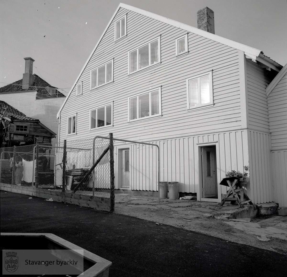 Hus i Sølvberggata ?
