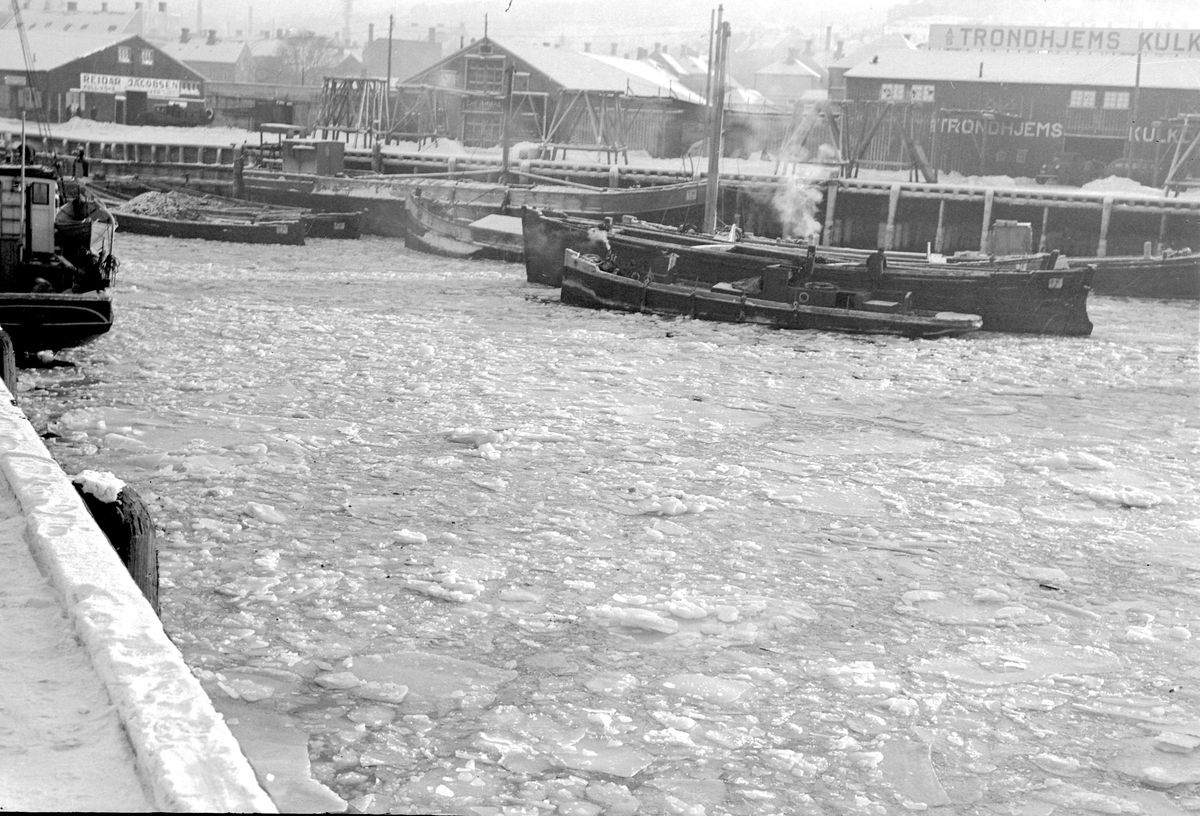 Is i Rosenborgbassenget