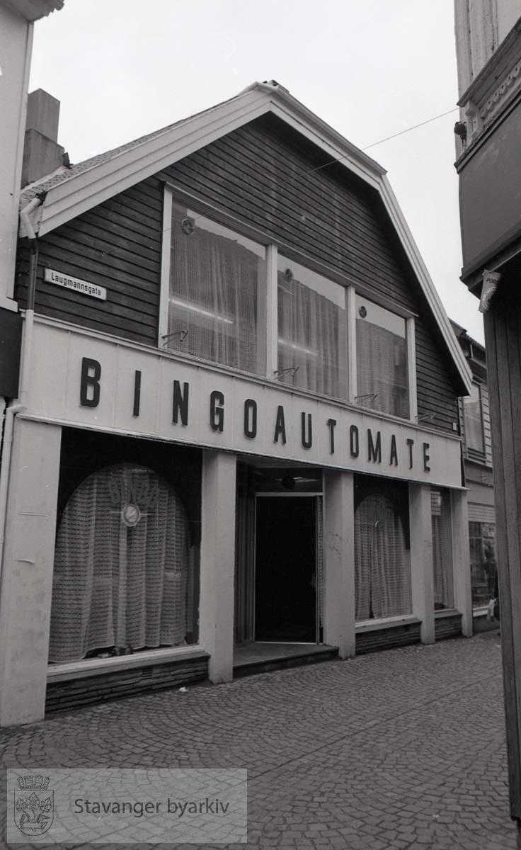 Bingoautomaten