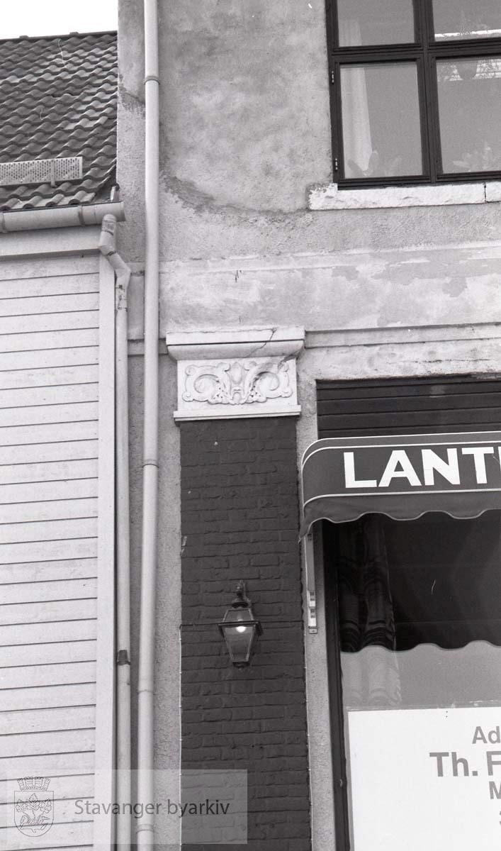 Detalj.Lanternen caf´€