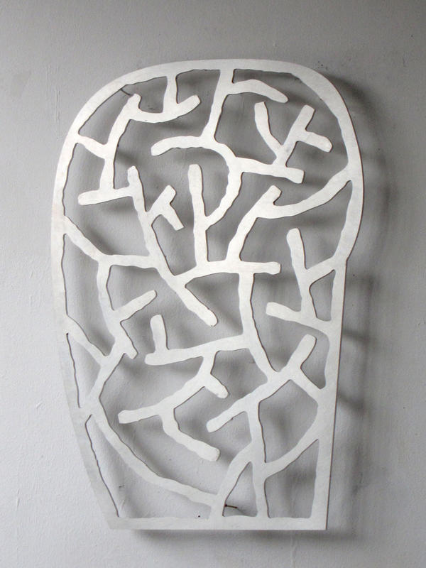 Bildet Noe III av kunstneren Line C. With.
