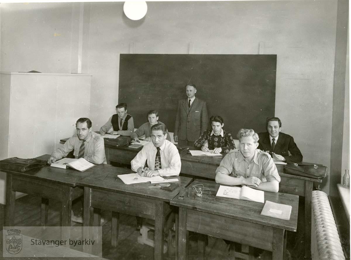.Stavanger yrkesskoler ..Stavanger Tekniske Fagskole
