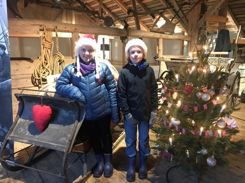Gammeldags jul på Kystmuseet Hvaler (Foto/Photo)