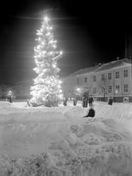 Juletre på Torvet, jula 1939