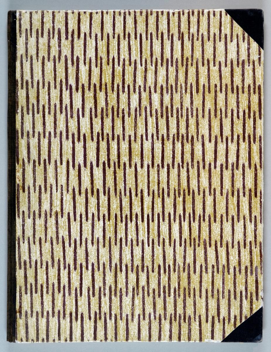 9e75a5d2 En samling/oversikt over heklemønster fra Weldon's i England. Det er i alt  46