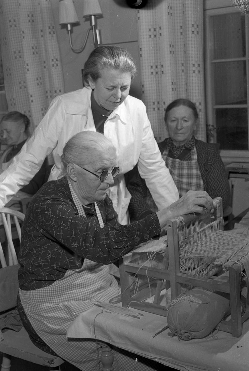 Aktivitet for eldre ved Kalvskinnet Sykehus og Aldershjem