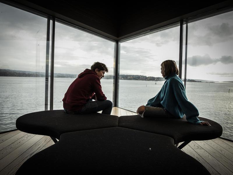"Utkikkspunkt i ""Til sjøs!"" (Foto/Photo)"