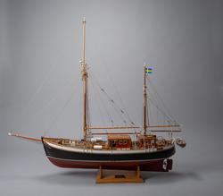 Båtmodell