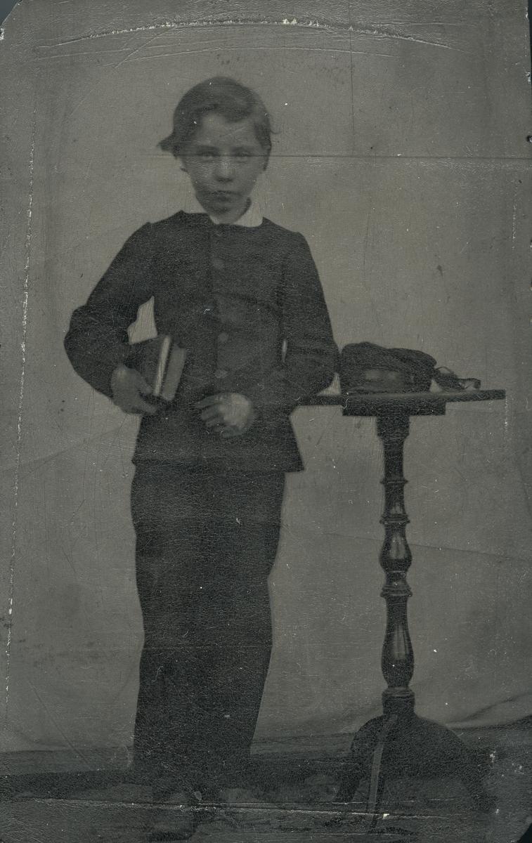 Robert Bäcklin, 1860.