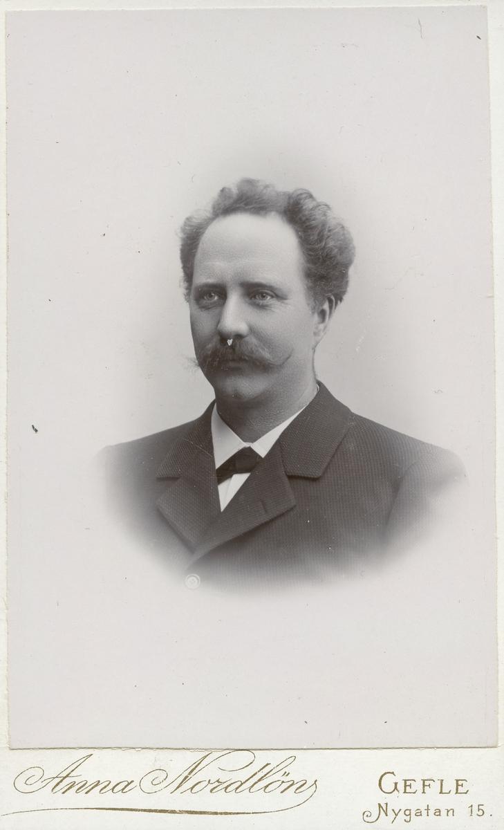 Robert Bäcklin, 1899.