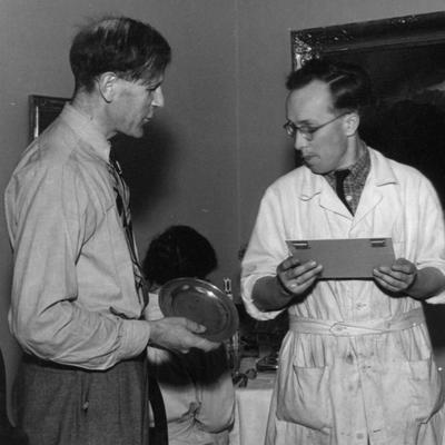 Kjellberg og Berg 1950