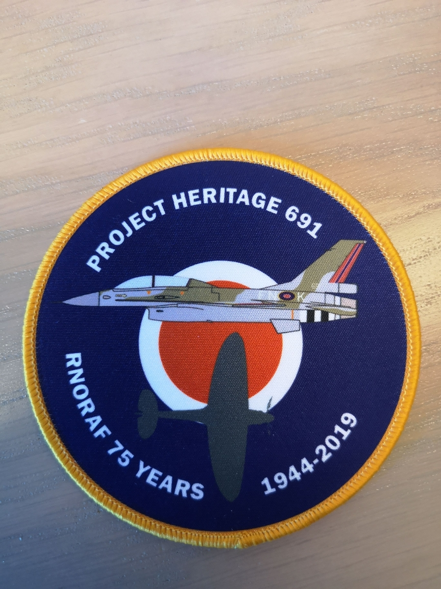 Project HERITAGE 691