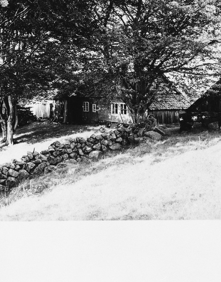 Garden Brylte, Helland øvre. Sjå også 1990.1TIM.1.060 - .065