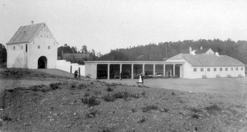 Norsk Folkemuseum 1901 (Foto/Photo)