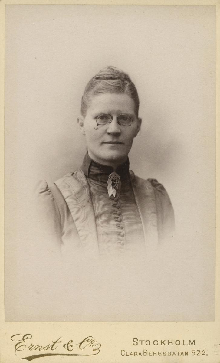 Hilda Eriksson.