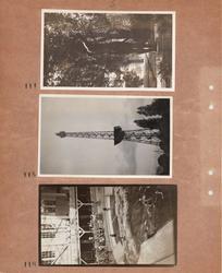 Motiv: Utlandet, Berlin 114 - 146 ; En skulptur i en park,