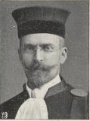 Norsk jurist som tok tjeneste i Fristaten Kongo (EIC) fra april 1907