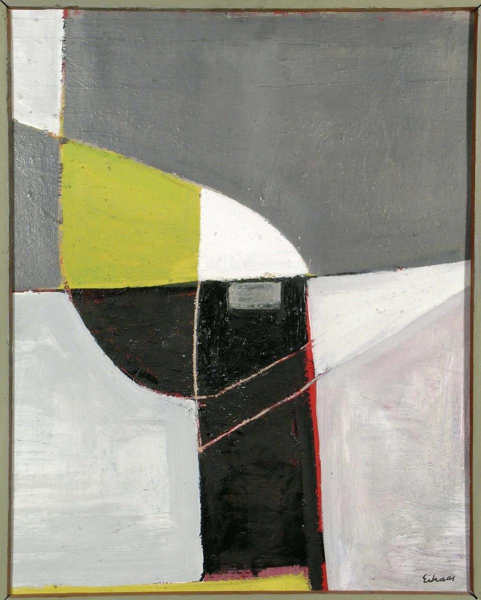 Abstraksjon [Maleri]