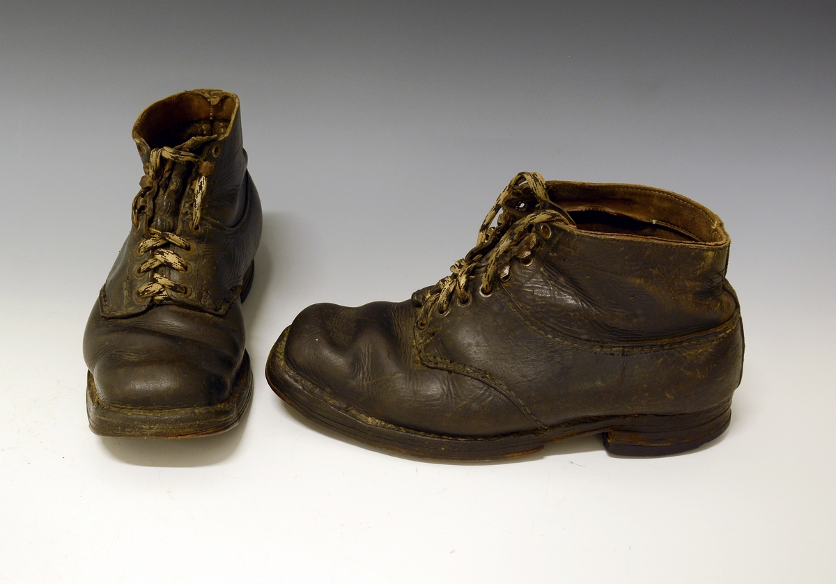 Støvler Telemark Museum DigitaltMuseum