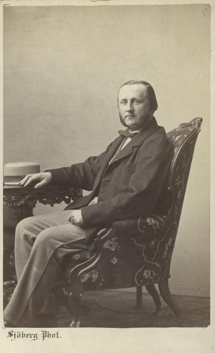Lektor C. P. Nordlund.