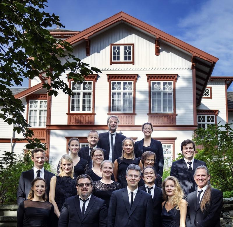 Trondheimsolistene på Ringve. Foto: Terje Trobe (Foto/Photo)