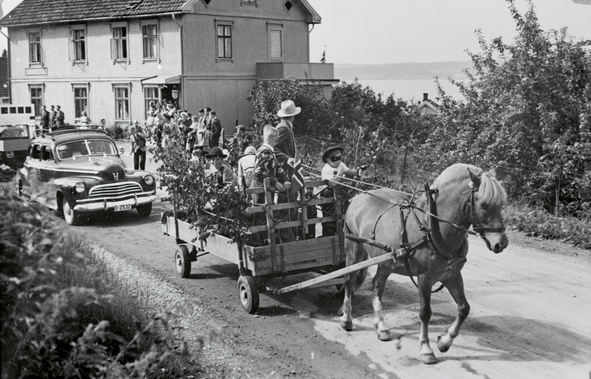 Kappdagene 1954