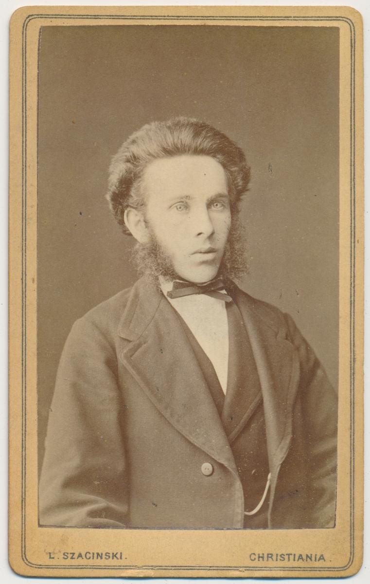 Portrett av Anders Hansen Huseby