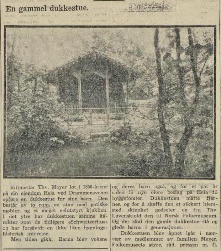 Arbeiderbladet 1934