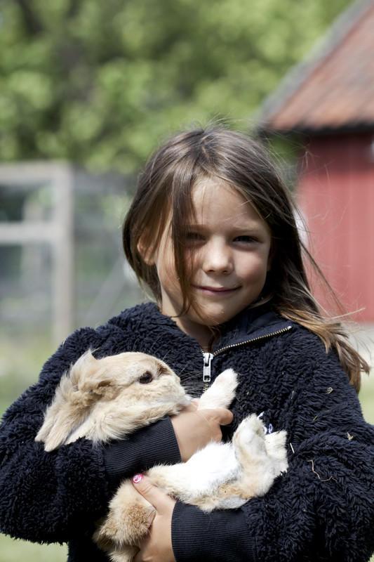 Mathilde på Barnas Gård