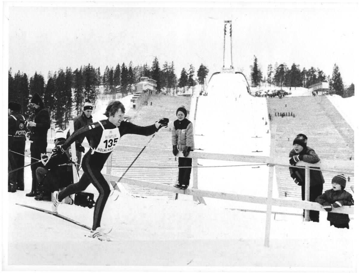 """""""Kollen"""". 15 km vinneren Oddvar Brå"""