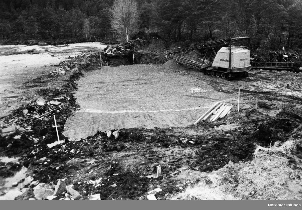 Bildet er fra avisa Tidens Krav sitt arkiv i tidsrommet 1970-1994. Nå i Nordmøre museums fotosamling.