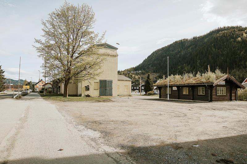 Vet du hva som finnes i den gamle omformerstasjonen på Bårdshaug?