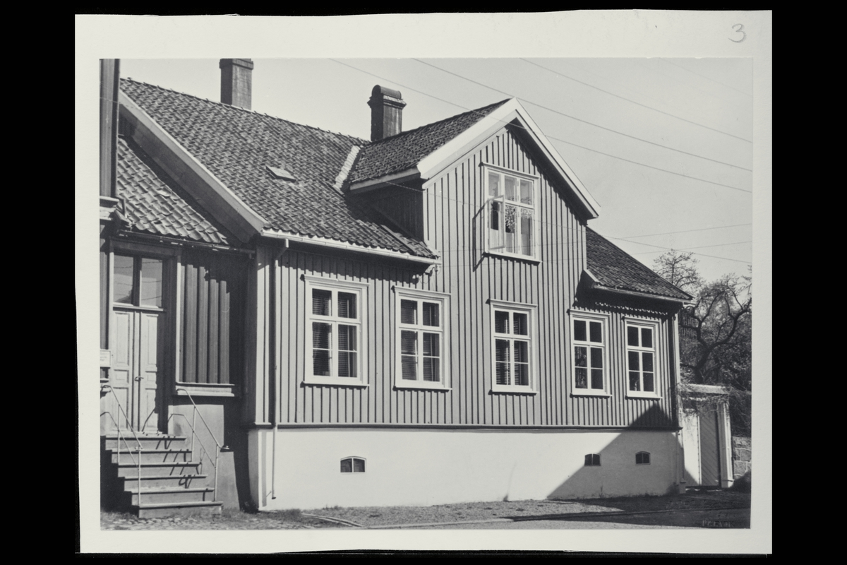 eksteriør, postkontor, 3250 Larvik
