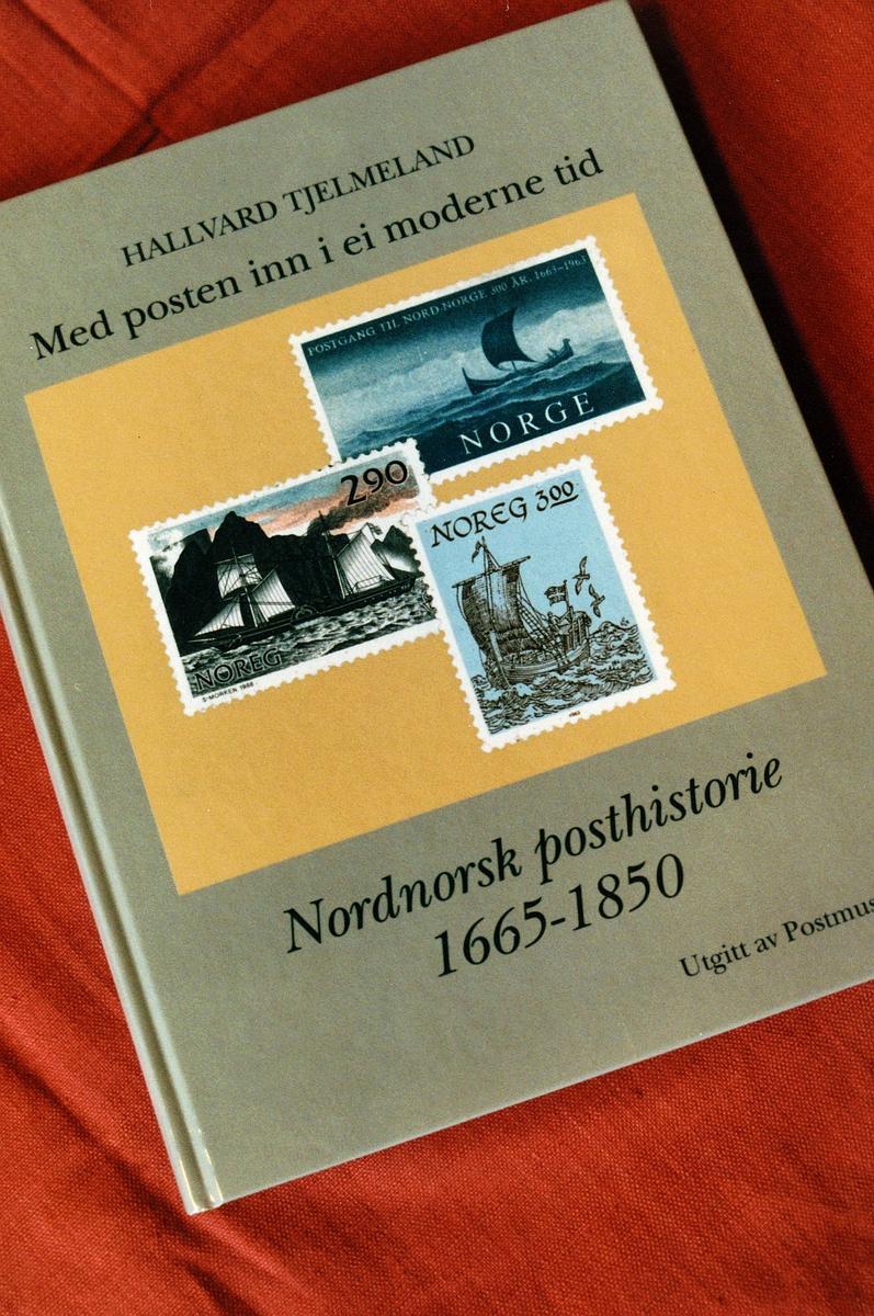 diverse, bokanmeldelse, Nordnorsk posthistorie 1665-1850