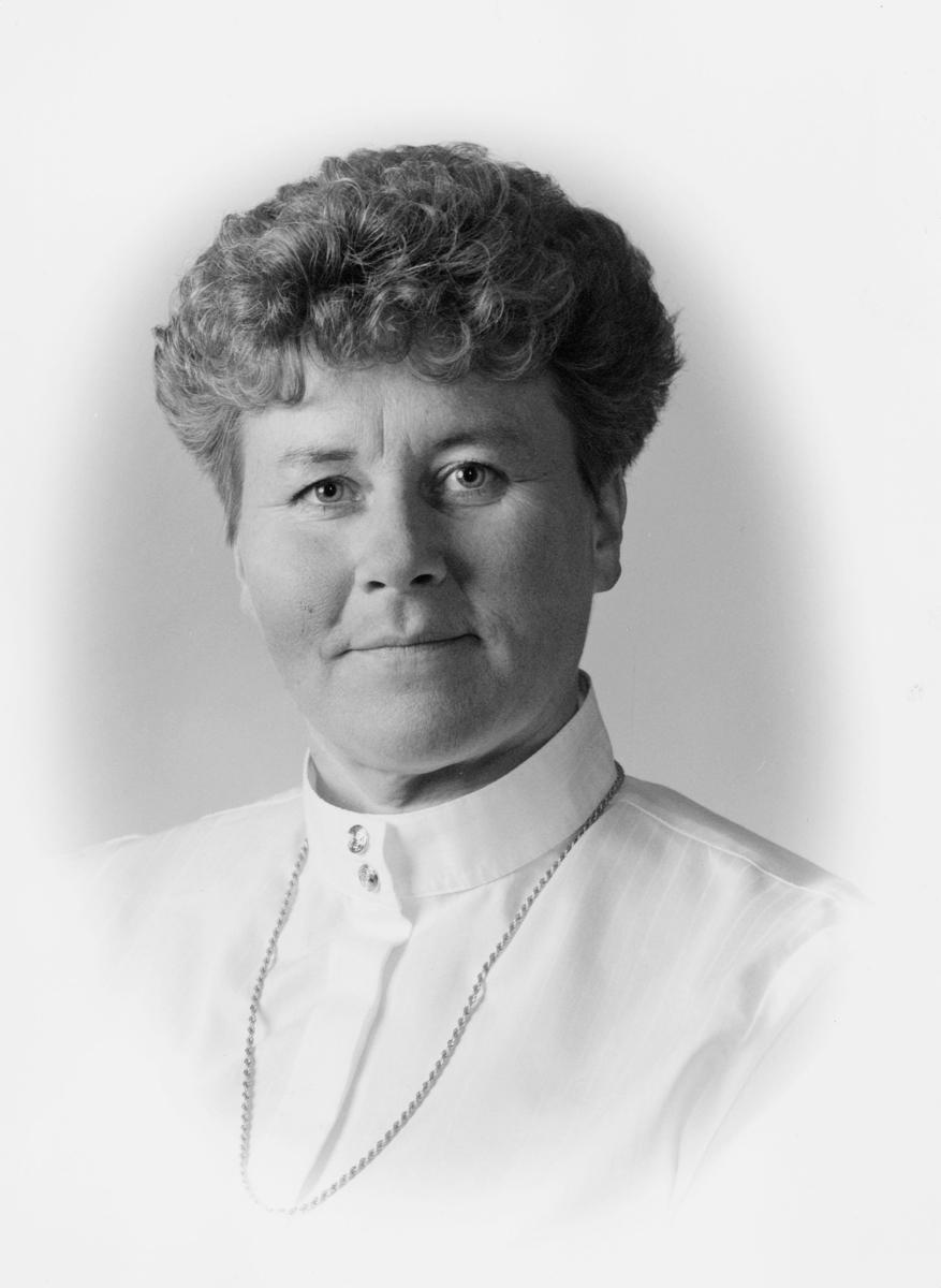 postmester, Olsen Rigmor Lillian, portrett