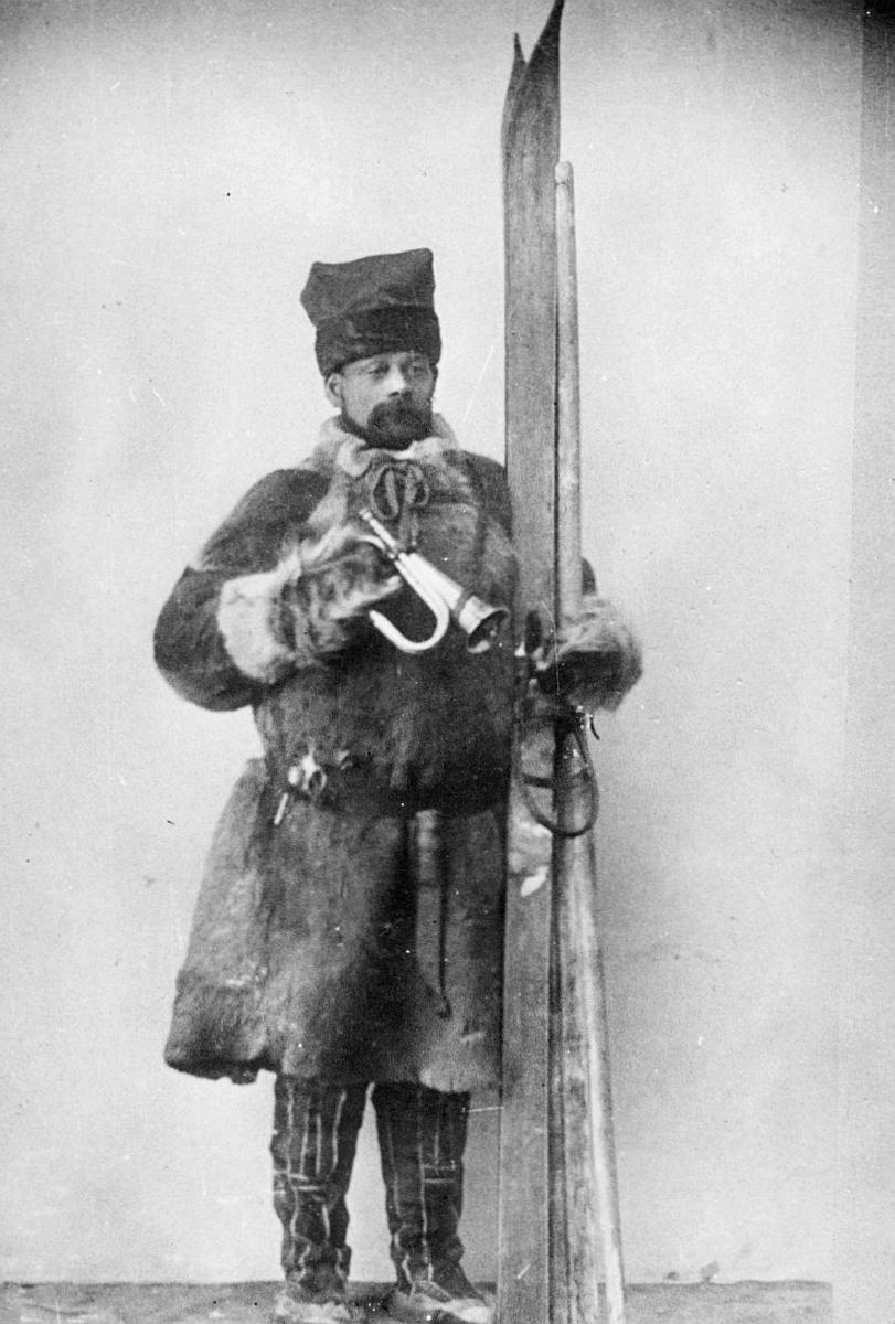 person, postfører J. Johannessen, Finnmark