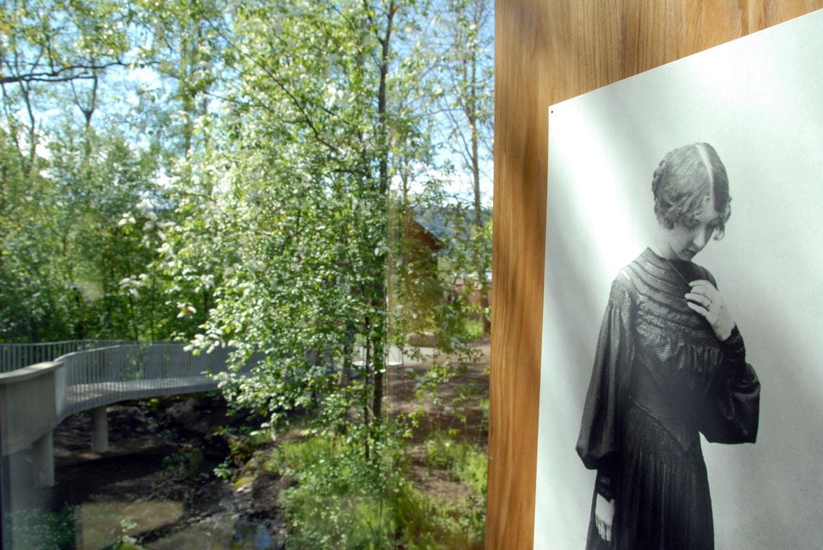 DOK:2007, Bjerkebæk, åpning, interiør, utstilling,