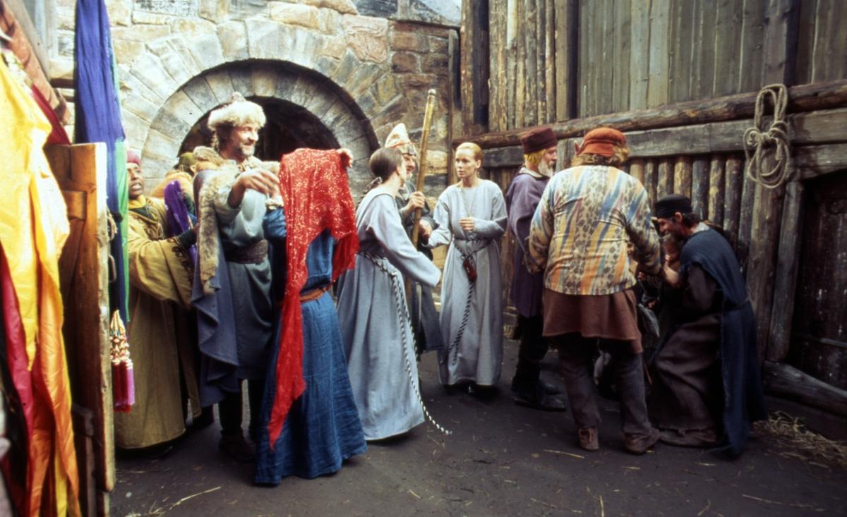DOK:1995, Kristins Lavransdatter, film, rollebilde,