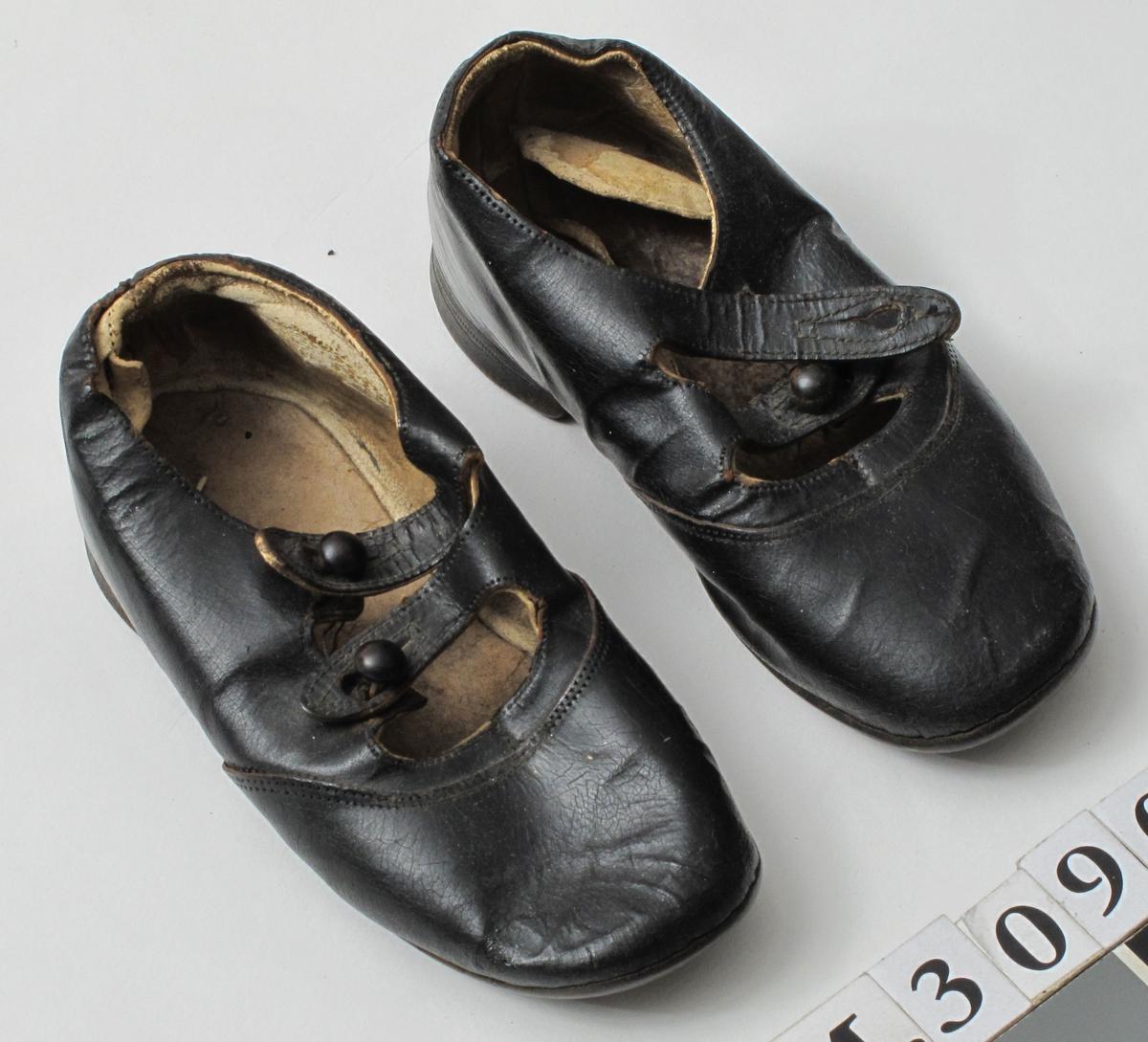 7b51edb4 Sko, barnesko, et par - Aust-Agder museum og arkiv – KUBEN ...