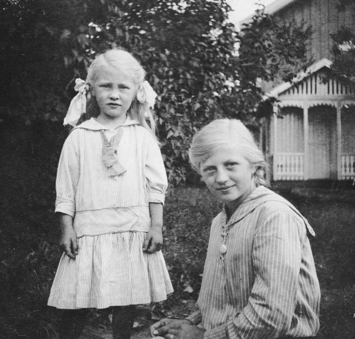 Johanne Bieltvedt og Julie Ruud