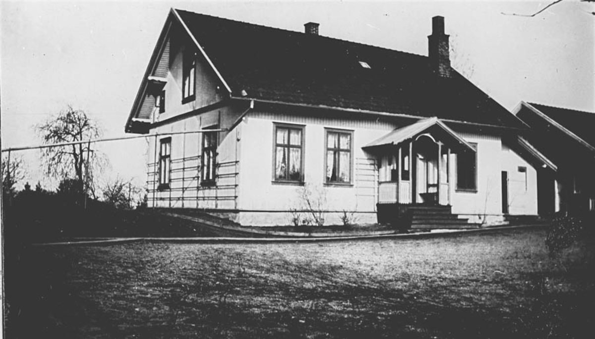 Hvit hus.