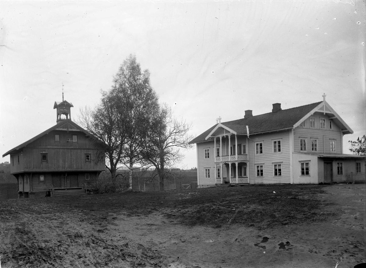 Jacob Brandt, Tønsaker i Eidsvoll