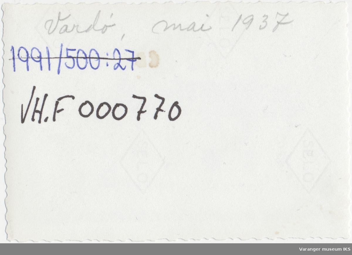Anneks til Fønix, senere Nordpol, mai 1937