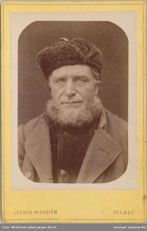 Portrett, Christian Grønbek