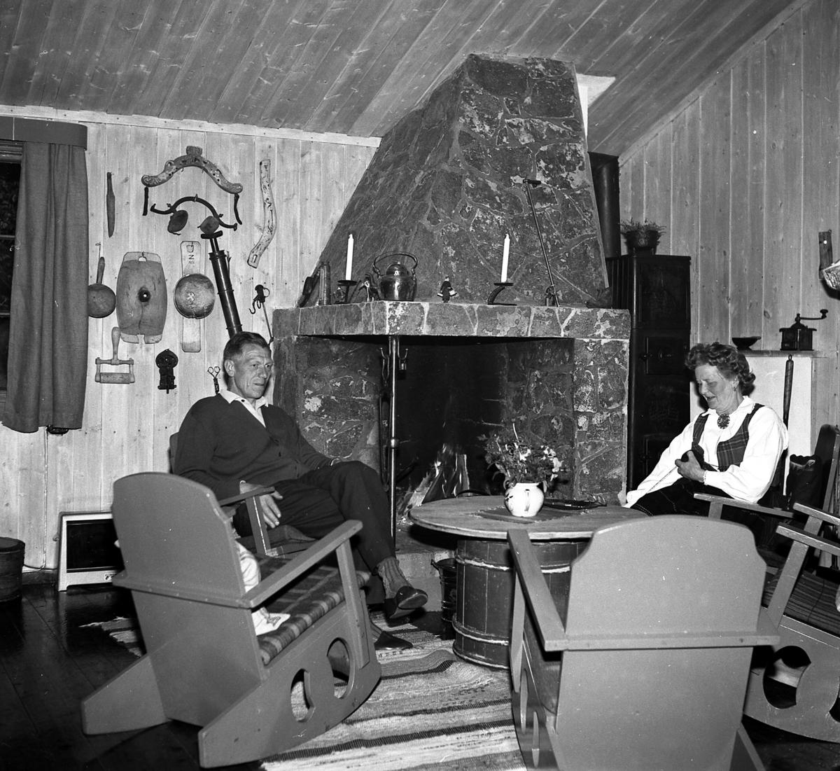 Hjørdis og Ivar Nesset