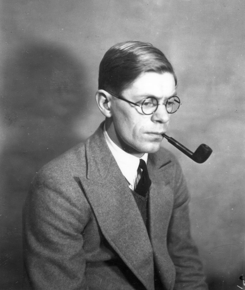 Redaktør Olav Borchervink