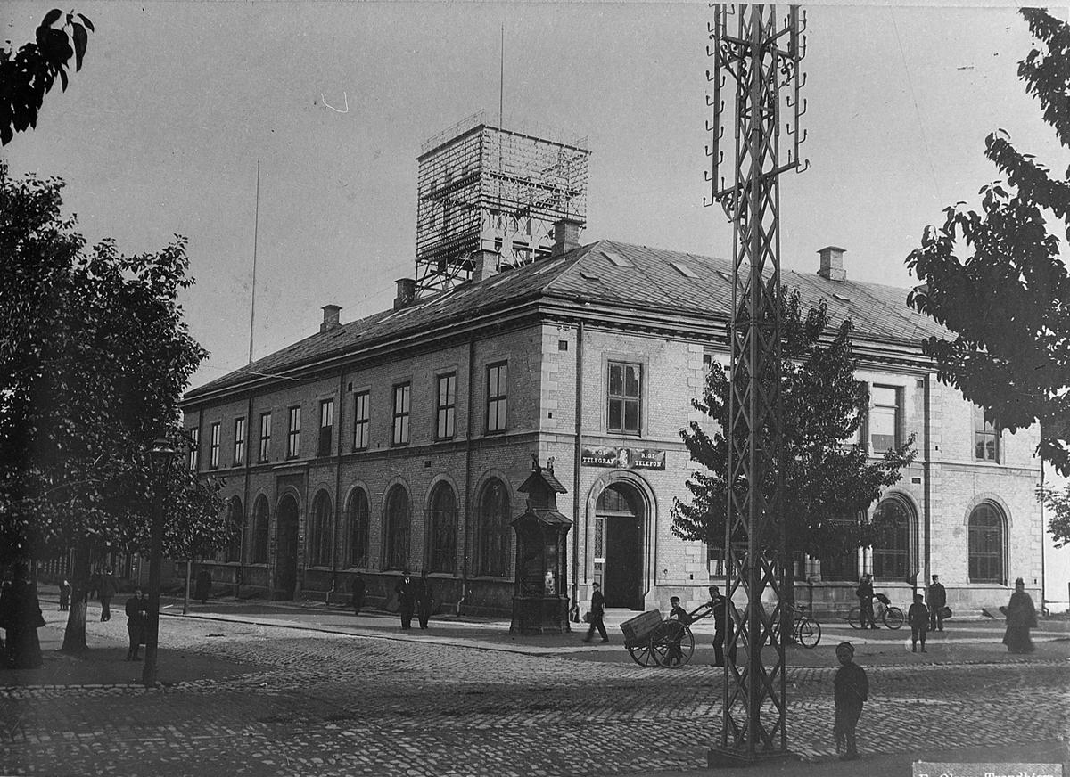 Telegrafbygningen