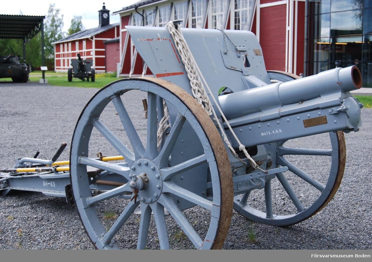 Tillverkningsnr 21, Bofors 1911.