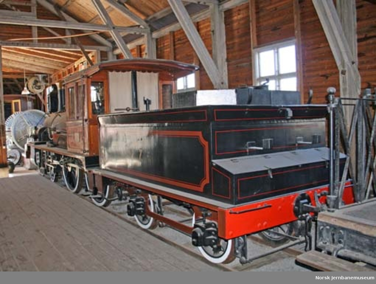 Damplokomotiv NSB type XIII nr. 7
