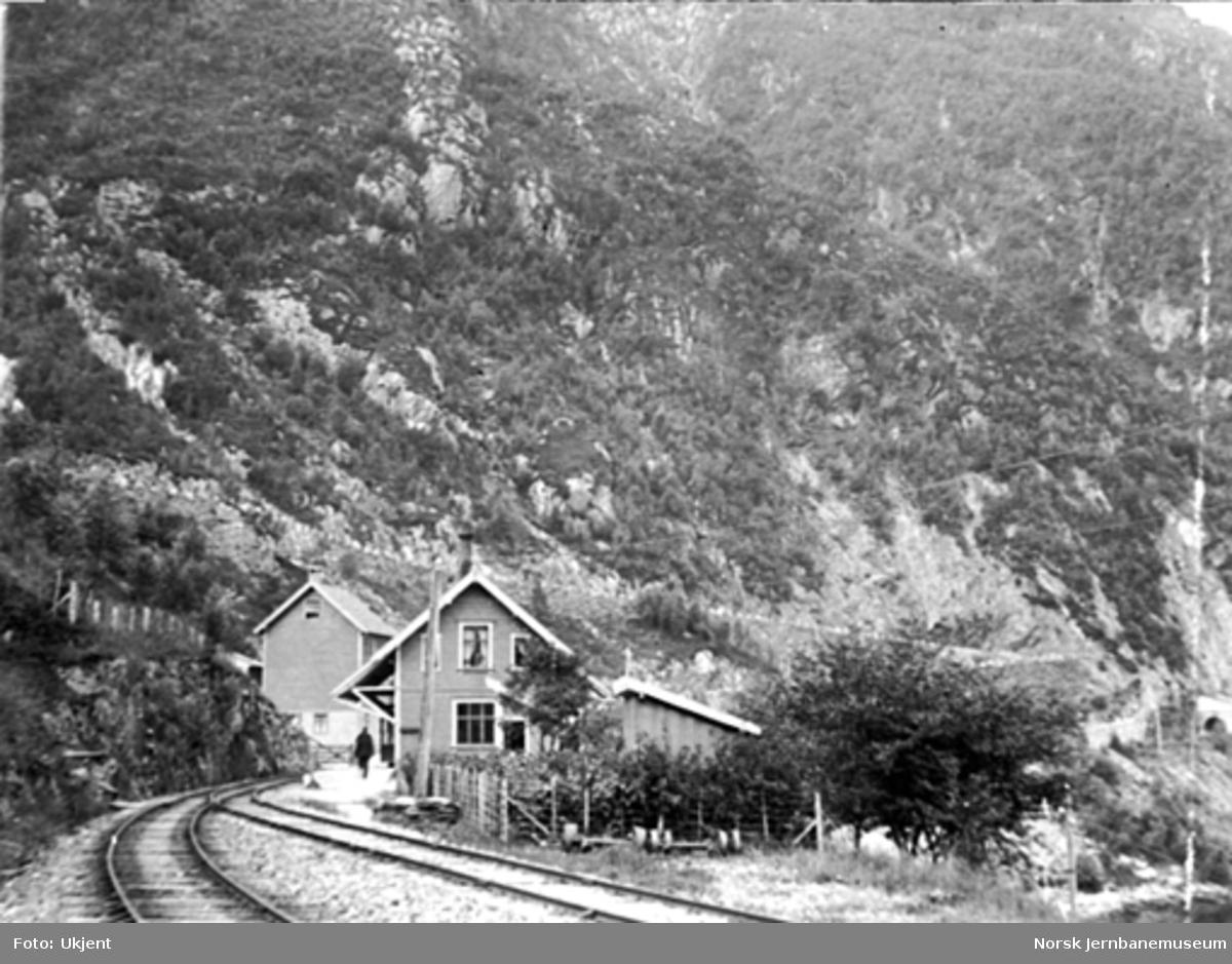 Trengereid stasjon